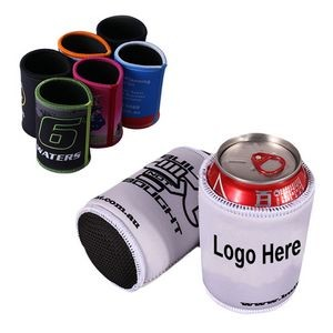 Beverage Insulator 14oz Can Cooler/Sleeves