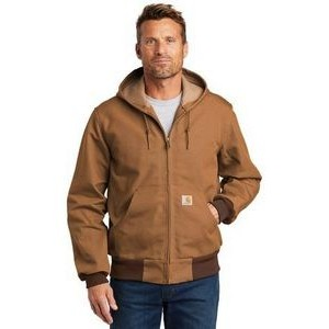 Carhartt� Thermal-Lined Duck Active Jacs Coat